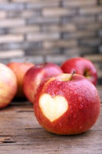 Heart Healthy Foods Apple Weight loss
