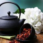 Hibiscus tea antioxidant benefits