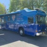Heart and Health Mobile Medical unit